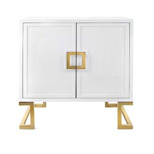 Kleiman 1 Door Accent Cabinet by Mercer41