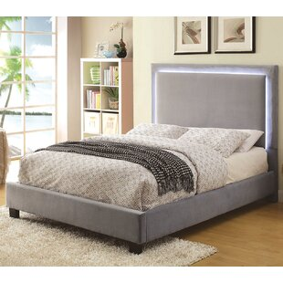 Check Prices Chance Upholstered Platform Bed by Mercer41 Reviews (2019) & Buyer's Guide