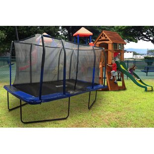 15' Backyard: Above Ground With Safety Enclosure By Freeport Park