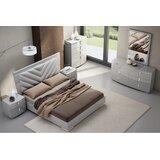 Leszcynski Upholstered Platform 6 Piece Bedroom Set by Orren Ellis