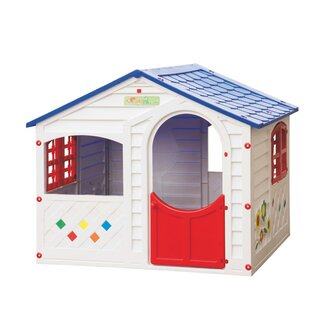 Casa Mia Kids 4.27' x 3.48' Playhouse by Grandsoleil