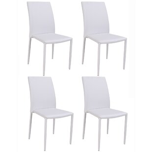 Farwell Side Chair (Set of 4) by Wade Logan