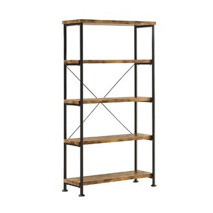 Mccallum Etagere Bookcase by Williston Forge Comparison