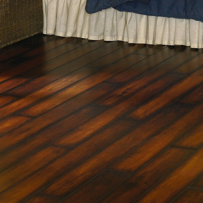 Mannington Revolutions 5 X 51 X 8mm Maple Laminate Flooring In