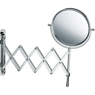 Bargain Koziol Swivel and Extendable Makeup/Shaving Mirror By Symple Stuff