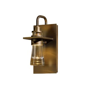 Read Reviews Erlenmeyer Outdoor Wall Lantern By Hubbardton Forge
