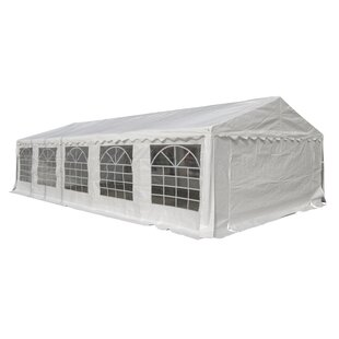 Cyrielle 5m X 10m Metal Party Tent By Sol 72 Outdoor