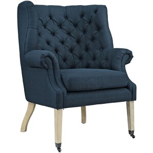 Chart Wing back Chair by Modway
