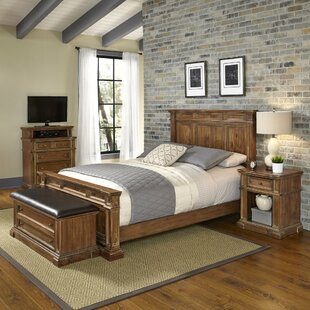 Landisville Platform 3 Piece Bedroom Set by Darby Home Co