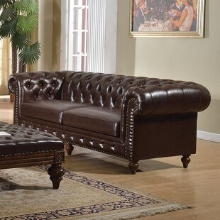 Destan Bonded Sofa by Darby Home Co