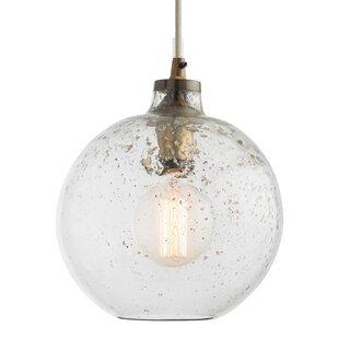 1-Light Globe Pendant by ARTERIORS