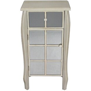 Veroniza 1 Door Accent Cabinet by House of Hampton