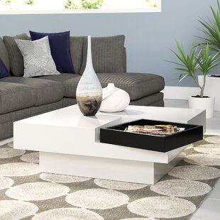 Best Reviews Lomax Coffee Table by Orren Ellis Reviews (2019) & Buyer's Guide