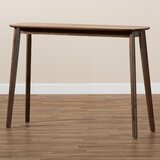 Manrique 47.2 Solid Wood Console Table by George Oliver