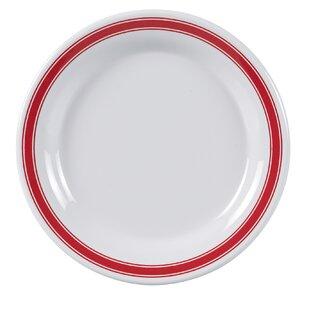 Sedgefield Round Melamine Salad Plate (Set of 24)