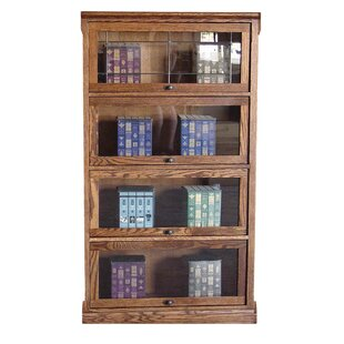 Best Reviews Lassiter Barrister Bookcase By Loon Peak
