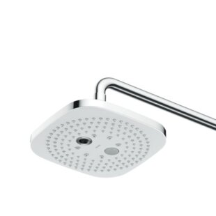 Toto G Series Square Single Spray Rain Shower Head with Comfort Wave™ Technology