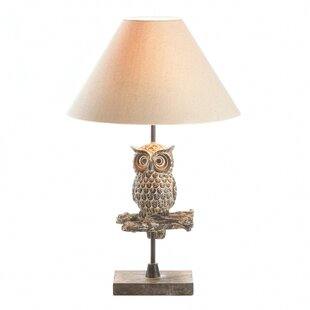 Great Price Owl 22 Table Lamp By Zingz & Thingz