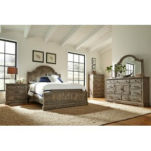 Arthurs Panel Configurable Bedroom Set by Lark Manor Savings