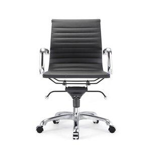 Ivy Bronx Ginger Mid-Back Desk Chair