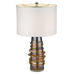 Jaxen 1-Light 28 Table Lamp