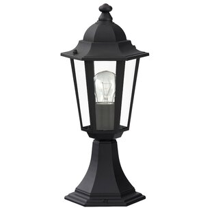 Waddell 1-Light Pedestal Light By Brambly Cottage