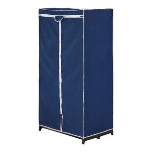 Review Melin 75cm Wide Mobile Wardrobe