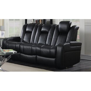 Tregre Power Reclining Sofa by Red Barrel Studio Best