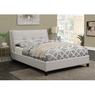 Omeara Upholstered Platform Bed by Orren Ellis Wonderful