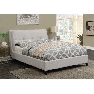 Omeara Upholstered Platform Bed by Orren Ellis Today Only Sale