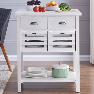 August Grove Furlow Kitchen Island