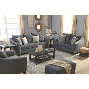 Sanzero 3 Piece Configurable Living Room Set by Signature Design by Ashley