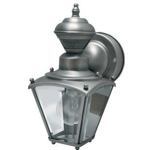 Heath-Zenith 1-Light Outdoor Wall Lantern