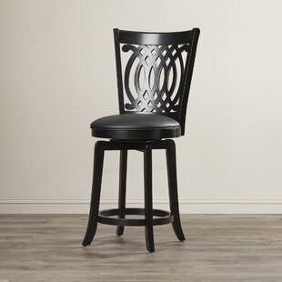 Find Linden 24 Swivel Bar Stool by Red Barrel Studio Reviews (2019) & Buyer's Guide