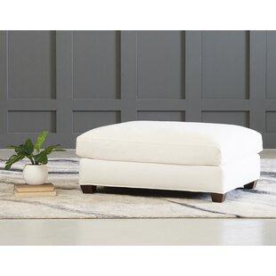 Kaitlynn Ottoman by Wayfair Custom Upholstery™