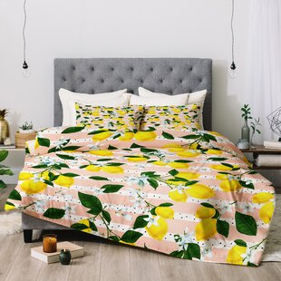Marta Barragan Camarasa 3 Piece Comforter Set by East Urban Home