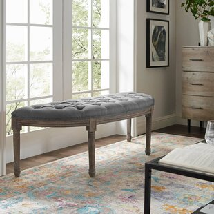 Ophelia & Co. Ryley Upholstered Bench