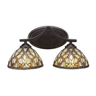 Astoria Grand Pickens 2-Light Vanity Light
