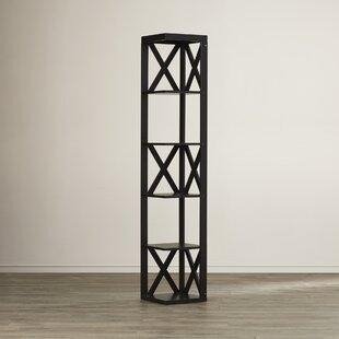 Hattie Corner Bookcase by Andover Mills