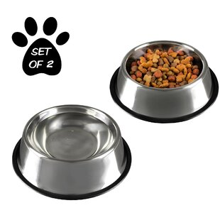 Search For Flights Pet Feeder Ceramic White Bulldog Bowl Set With Dining Table Drink Water Pets Supplies Non-slip Feeding Dishes Attractive Appearance Pet Products Home & Garden