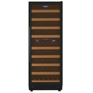 99 Bottle Vite Series Dual Zone Freestanding Wine Cooler