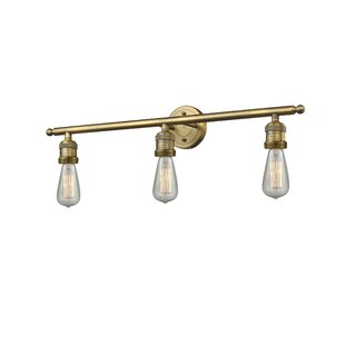 Coupon Mignone 3-Light Armed Sconce By Williston Forge