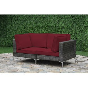 Enyearts Loveseat with Cushions