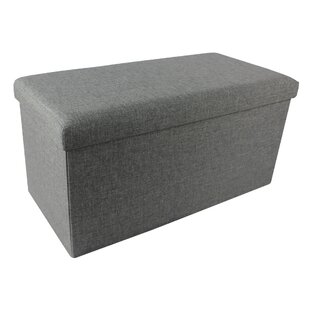 Collapsible Storage Ottoman by..