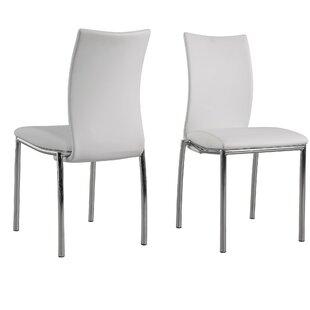 Orren Ellis Finn Upholstered Dining Chair (Set of 2)