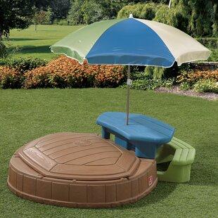 Summertime 145cm Novelty Sandbox By Freeport Park