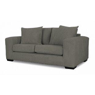 Velvain 3 Seater Sofa By Fairmont Park