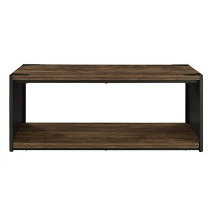 Wingert Coffee Table by Union Rustic