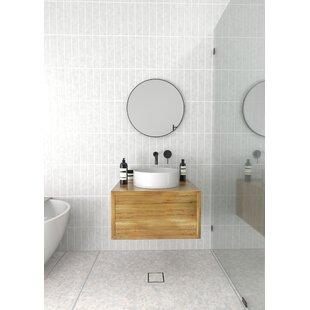 Modern Bathroom Mirror by Glass Warehouse