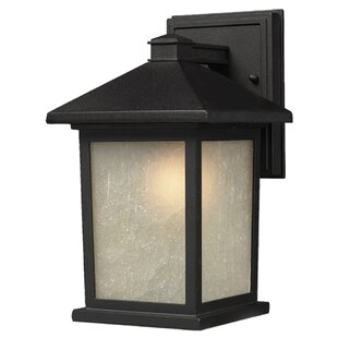Andover Mills Stevens 1-Light Outdoor Wall Lantern